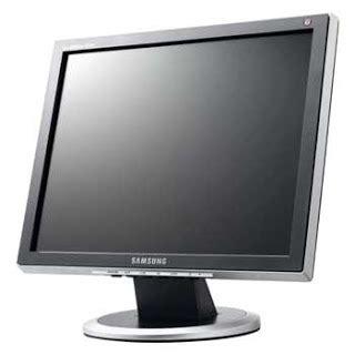 Monitor Untuk Pc gambar dan fungsi periferal