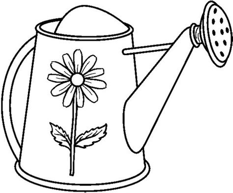 Coloring Page Of Sun Summer Coloring Pages Olaf Enjoying Watering Can Coloring Page