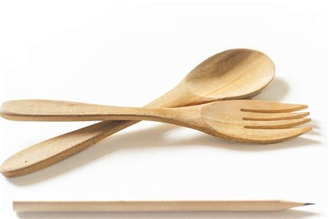 Sendok Garpu Kayu jual sendok garpu ten shop