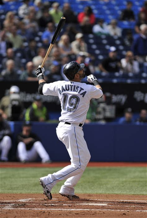 jose bautista in seattle mariners v toronto blue jays 1 of