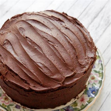 best chocolate frosting for cake the best chocolate fudge frosting chocolate chocolate