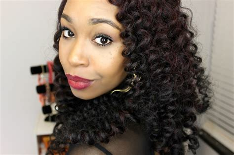best crochet hair to use tiffany nichols design crochet braids outre x pression