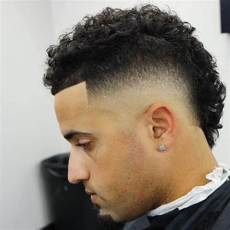 curly mohawk beard 31 new hairstyles for men 2018 men s haircuts