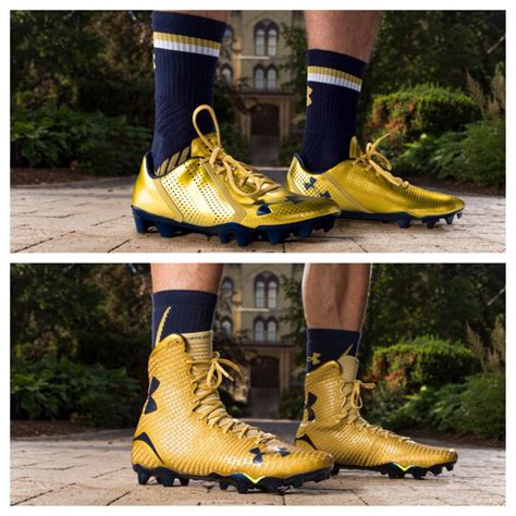 notre dame football shoes we are longo must go page 72 envy notre