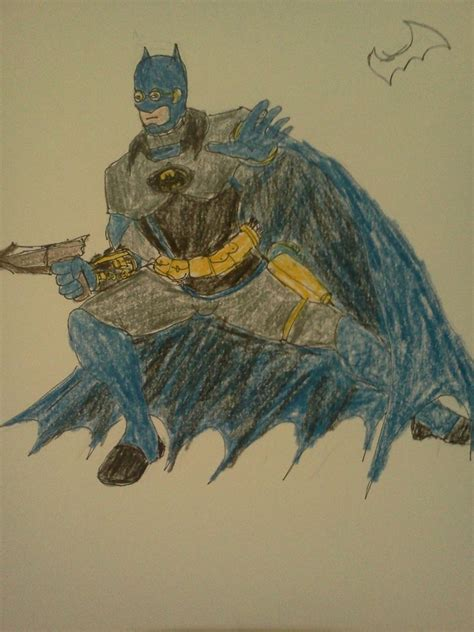 colour my sketchbook steam 1546650199 steunk batman color test 3 from sketchbook by dhbraley on