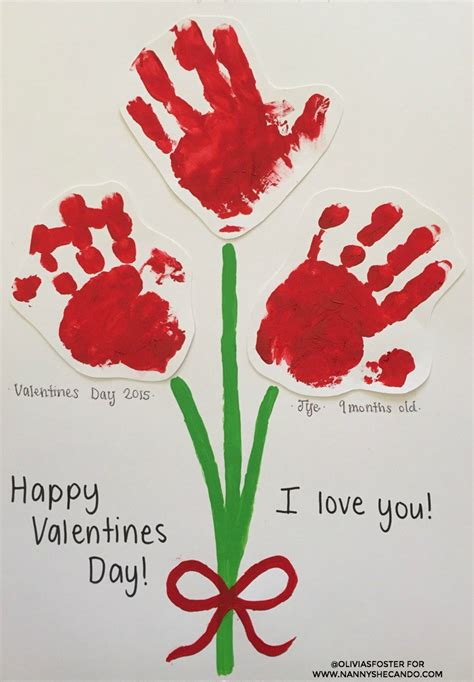 craft ideas for valentines valentines day easy craft