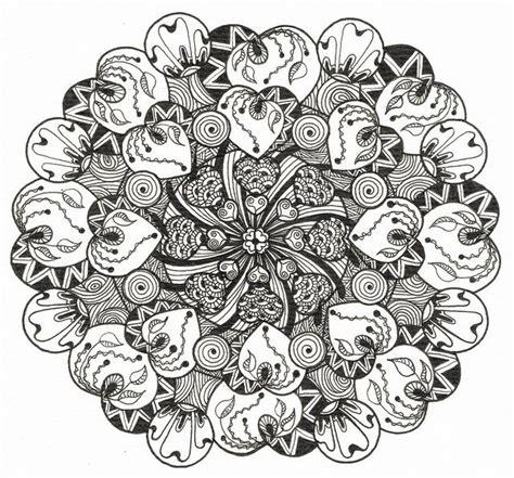 imagenes mandalas musicales mejores 53 im 225 genes de dibujos mandalas plantillas dias