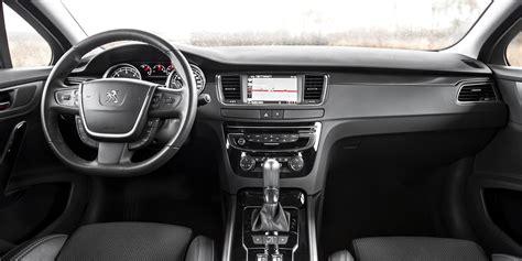peugeot 508 interior 2017 новый peugeot 508 2018 комплектации и технические