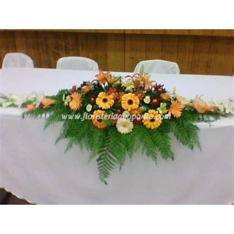 1000 images about centros de mesa on centro de mesa alargado