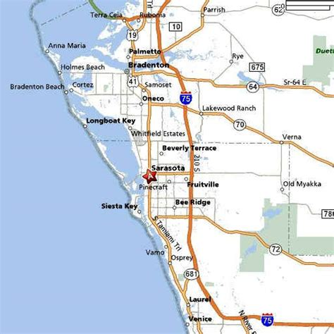 map of sarasota florida sarasota fl maps