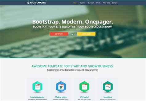 deal of the week 10 twitter bootstrap templates
