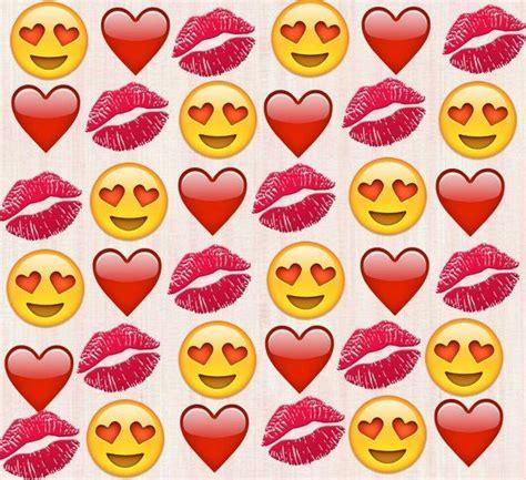 heart lips love red wallpaper emojis emoji