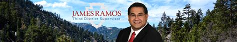 Cal State San Bernardino Mba Deadlines by About Ramos Third District Supervisor