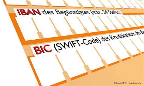 Sepa Faq Wichtige Infos Zu Iban Bic Und Co Pc Magazin