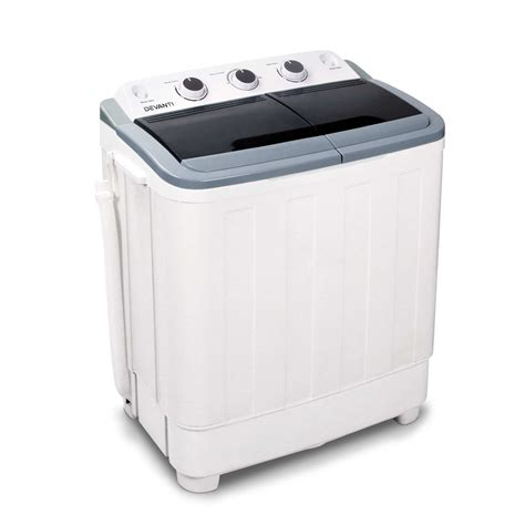twin bathtub 5kg 30l twin tub portable washing machine