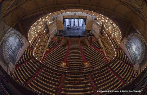 auditorium theater seating chicago s auditorium theatre 125 years of entertainment