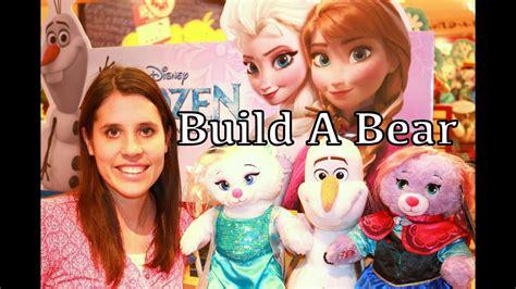 build  bear workshop toy hunt  elsa disney princess