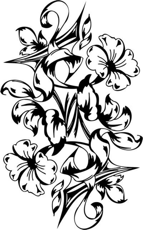 tribal cross coloring pages coloring pages