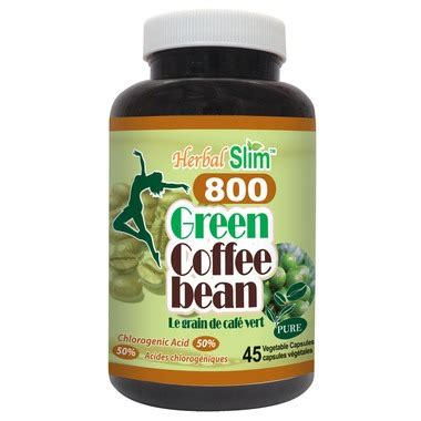 Herbal Green Coffee Bean buy herbal slim green coffee bean extract at well ca free shipping 35 in canada
