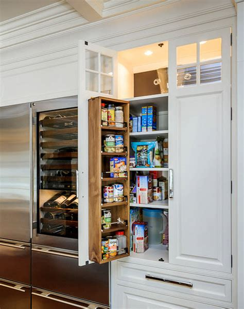 Kitchen Ideas With Pantry Kitchen Pantry Ideas Simplified Bee