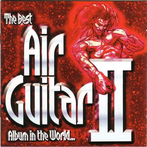 best air cover the best air guitar album in the world volume 2 disc