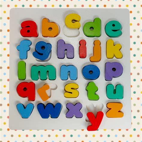 Balok Jigsaw mainan puzzle dari kayu mainan toys