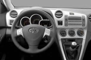 Toyota Matrix Interior 2010 Toyota Matrix Price Photos Reviews Features