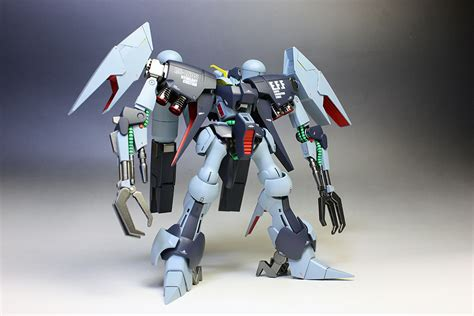 Hg 1 144 Byarlant Custom hguc 1 144 rx 160s byarlant custom improved painted build photoreview no 16 big size images