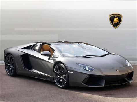 4 Seater Lamborghini For Sale Used Lamborghini Lamborghini Aventador Lp 700 4 Road