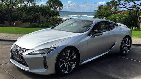 lexus lc500 2018 lexus lc500 one take doovi