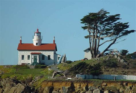 house rentals crescent city ca crescent city ca battery point lighthouse photo picture image california at