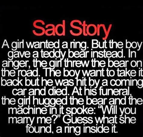 sad stories sad story quotes quotesgram