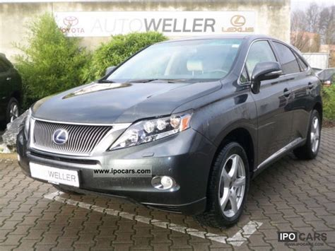 lexus truck 2009 2009 lexus rx450h executive line car photo and specs