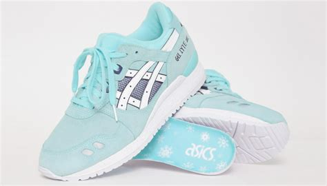 Asics Gel Lyte Iii Snowflake Premium Quality kicks deals official website r698 og black pink kicks deals official website