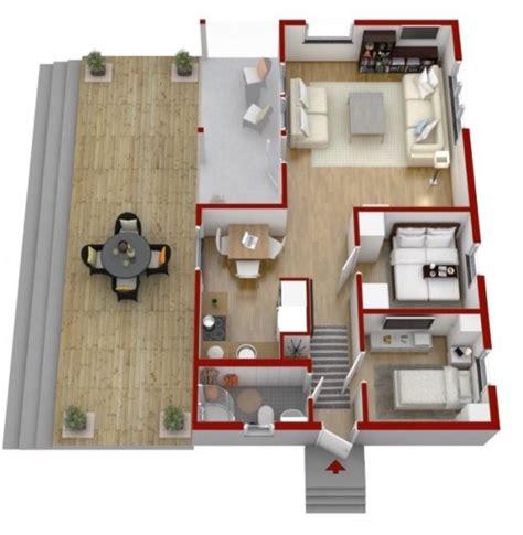 planos 3d plano de casa en 3d planos de casas