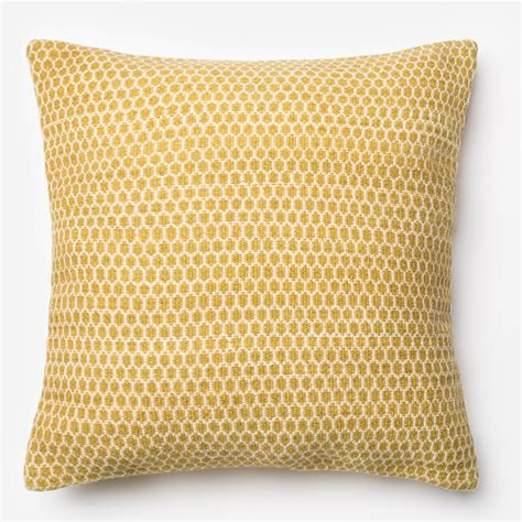 loloi pillows dhurrie style pillow loloi rugs lemon throw pillow reviews wayfair