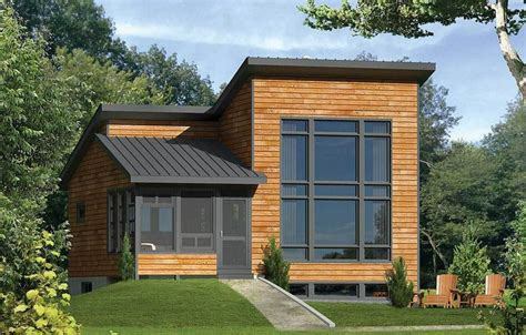 House Plans For Sloped Lots by Plano De Casa Moderna Planos De Casas Modernas