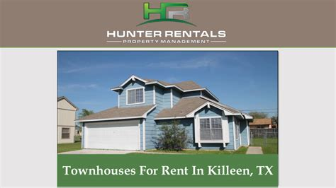 townhouses for rent in killeen tx authorstream