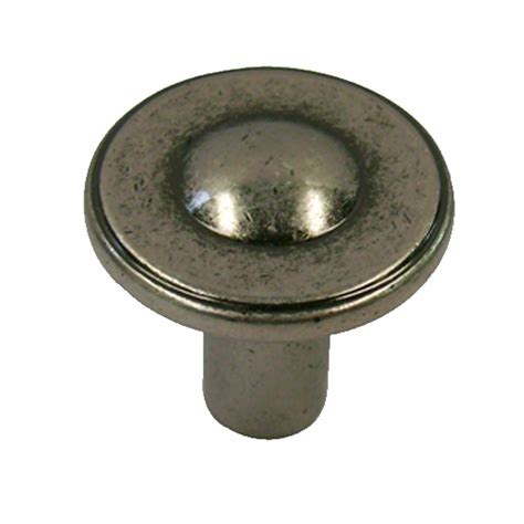 Silver Cabinet Knobs by 5003 Cabinet Knob Antique Silver