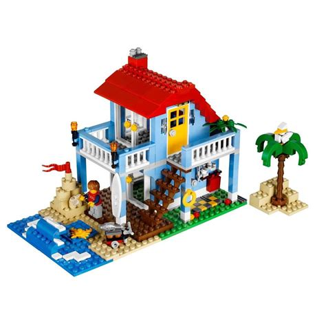 Carribean Ransel 06hp745 Set 3in1 summer 2012 creator sets the daily brick