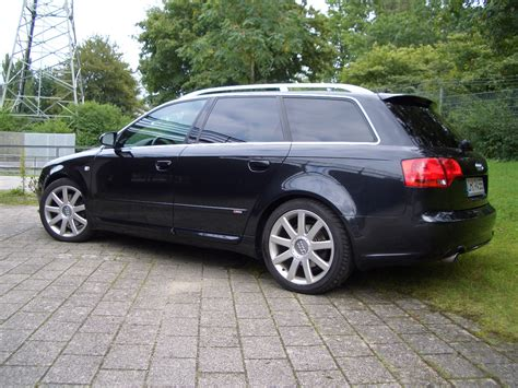 Audi A4 Avant 2006 by 2006 Audi A4 Avant 8e Pictures Information And Specs