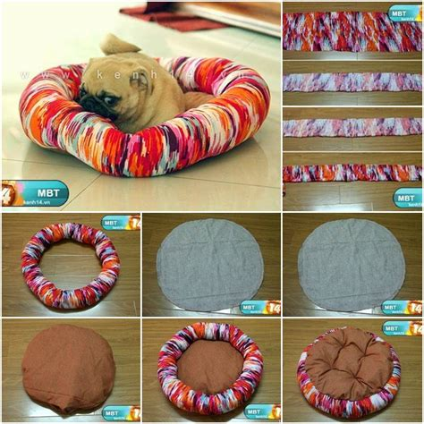 how to a pet how to make sew pet bed step by step diy tutorial thumb how to