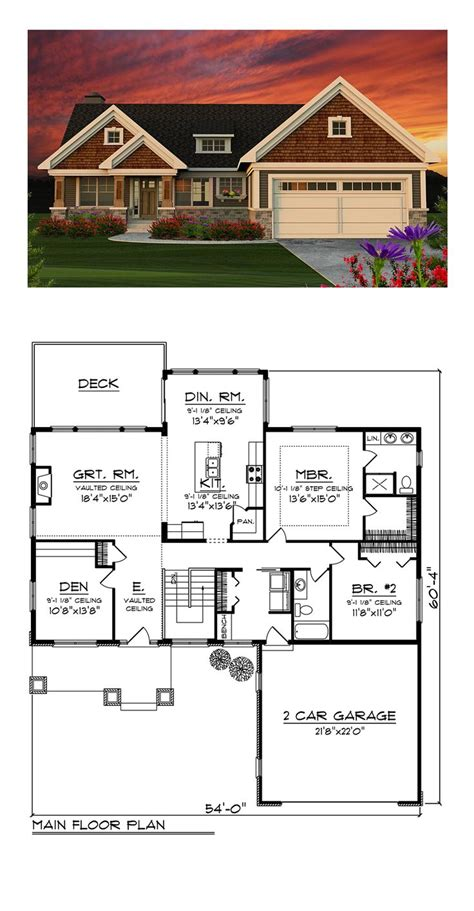 2 bedroom house plans home design