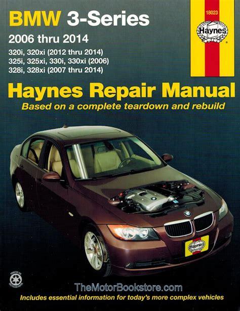 bmw 3 series haynes repair manual service repair book chilton 3 series 2006 10 for sale bmw 3 series 320 325 328 and 330 repair manual 2006 2014 haynes