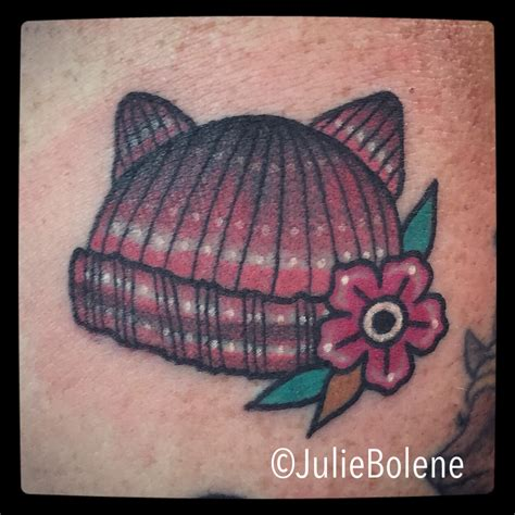 tattoos pussy hat by julie bolene s march