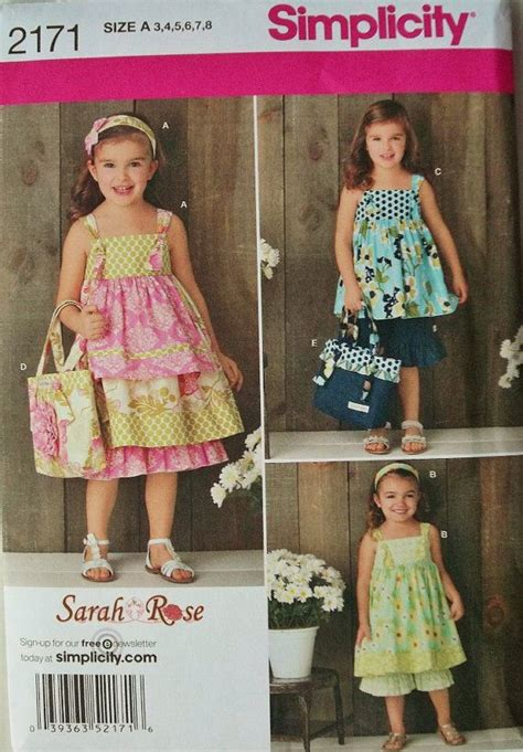 girls knot dress sewing pattern and a line top shirt 1000 images about girls patterns on pinterest knot