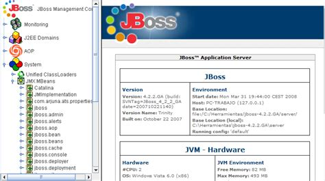 jboss console jmx y monitorizaci 243 n de jboss adictosaltrabajo