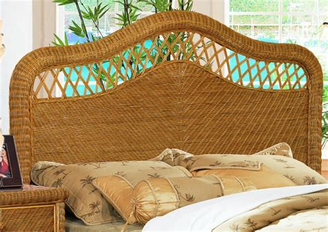 warmth of wonderful wicker headboard home