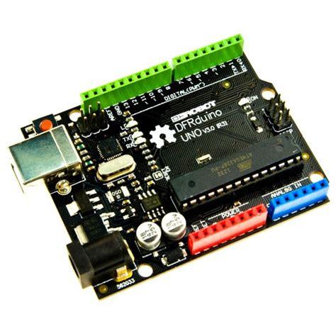 Dfrduino Uno R3 By Akhi Shop dfrduino uno r3 arduino compatible microcontroller