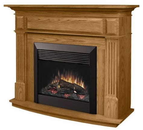 Oak Electric Fireplace by Electric Fireplaces From Portablefireplace